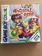 GAMEBOY COLOR MAGICO DROP COMPLETO FREEPOST UK