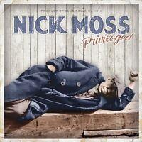 Nick Moss - Privileged [New CD]