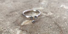 Collection Size 7 Sterling Hans Henrik Nygaard Ring Spinning