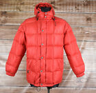 Galvin Green Vintage Hooded Down Men Jacket Coat Size M, Genuine