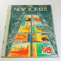 The New Yorker: October 8 1960 Full Magazine/Theme Cover Anatol Kovarsky