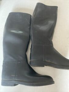 Mens Size 41 Long Riding Boots