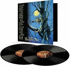 IRON MAIDEN Fear Of The Dark 2 x 180gm Remastered Vinyl LP 2017 NEW & SEALED