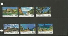 pitcairn islands-sg893-898 schiff landing point bounty bay set mnh