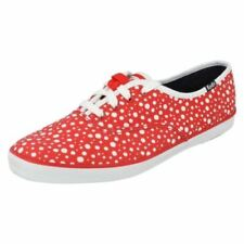 Keds Flat (0 to 1/2 in.) Lace Up Flats for Women
