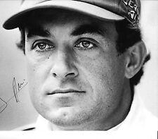 Jean Alesi SIGNED 12x8 F1 Benetton Portrait 1996