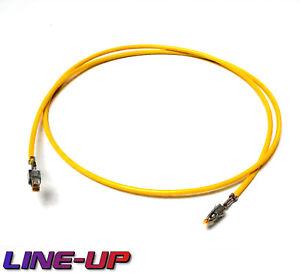 1 Reparaturleitung Einzelleitung ISO Pin Kabel wie 000979133E Audi VW Seat Skoda