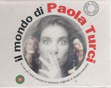 PAOLA TURCI I MONDO DI...DOPPIA  MC K7 MUSICASSETTA SIGILLATA!!!
