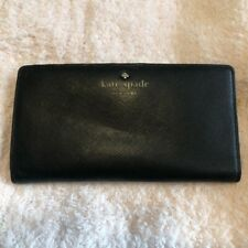 Kate Spade Continental Wallet - Black