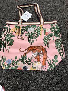 Cath Kidston x Disney Jungle Book Limited Edition Shere Khan Bag  -  RRP £75.00