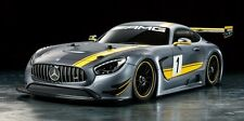 TAMIYA 58639 Mercedes-AMG GT3 TT-02 RC Kit Voiture (sans un esc Unit)
