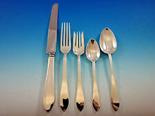 Faneuil by Tiffany and Co Sterling Silver Flatware Set 12 Service 64 Pcs Dinner