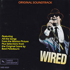 Wired-CD-Original Soundtrack