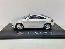High Speed Audi TT Coupe 2006 , silver 1/43.
