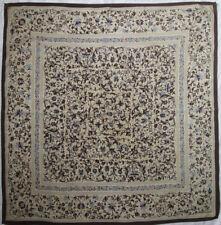 -Superbe foulard VALENTINO soie TBEG vintage scarf  84 x 86 cm