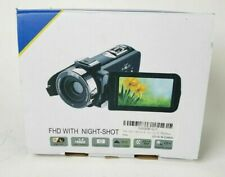 High Definition Digital Video Camera Recorder - FHD with Night-Shot -