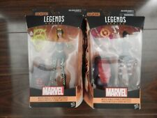 Marvel Legends 6 Inch BAF Mystic Rivals Enchantress And Nico Minoru