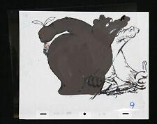 Philippe VUILLEMIN (1958) Les sales blagues dessin et celluloid Ours et Lapin