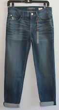 Level 99 Denim Sienna Tomboy Relaxed Fit Roll Up Jeans New w Tags