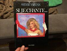 "Sylvie Vartan "" If I Sings "" (Filipacchi - 1983)"