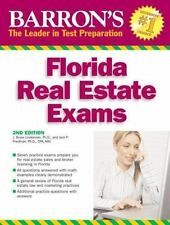 Barron's Florida Real Estate Exams Barron's: the Leader in Test Preparation