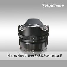 Voigtlander Heliar-Hyper Wide 10mm f/5.6 Aspherical Lens for Sony E Mount camera