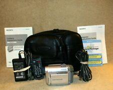 Sony Handycam DCR-HC20 Mini DV Camcorder