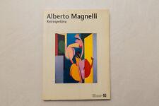 ALBERTO MAGNELLI - Retrospettiva - Galleria Credito Valtellinese - 2002