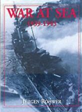 War at Sea 1939-1945-Jurgen Rohwer, 9781840673623