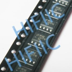 2PCS LME49710MA L49710MA High Performance,High Fidelity Audio OpAMP SOP8