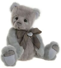 Shelby by Charlie Bears - plush jointed teddy bear - CB191924