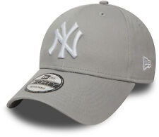 Ny Yankees New Era 9Forty Ligue Basique Gris Casquette Baseball
