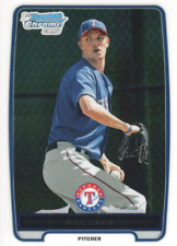 2012 Bowman Chrome Prospects Baseball #BCP114 Will Lamb