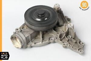 06-11 Mercedes W221 S550 GL550 Engine Coolant Motor Water Pump 2722010601 OEM