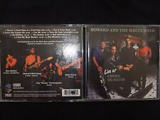 CD HOWARD & THE WHITE BOYS / LIVE AT CHORD ON BLUES /