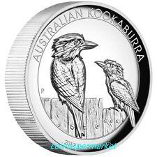 2017 Australia Kookaburra 1oz Silver Proof High Relief Coin The Perth Mint OGP!!