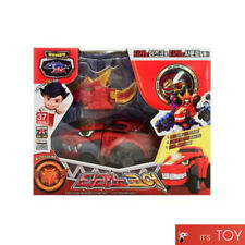 Dino Core TYRANNO CORE Chest Part Ultra D-buster Helmet Disk Toy figure Season 1