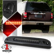 Smoke Rear LED Third [3rd] Brake Light w/Washer Nozzle for 02-12 Explorer/Escape