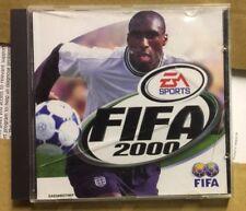 FIFA 2000 Big Box PC Spiel Football Soccer Sport Vintage & RARE