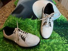 Mens Callaway Golf shoes SZ 8.5 M Excellent cond CALLAWAY Carbon Graphite color