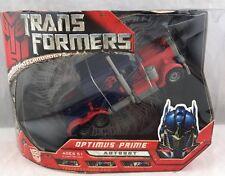 Transformers 2007 Movie Voyager Optimus Prime MISB