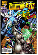 THUNDERBOLTS (1998 ) Nº 26.28.46.53.122  ( 5  NUMEROS ) LOTE. ·MARVEL EN INGLES.