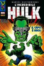 Marvel Masterworks - L'Incredibile Hulk N° 5 - Panini Comics - ITALIANO NUOVO