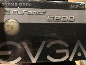 GeForce 6200 256MB DDR2 PCI Graphics Card- in box