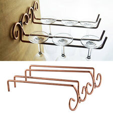 NEW Wine Glass Rack Cabinet Stand Home Dining Bar Tool Shelf Holder Hanger