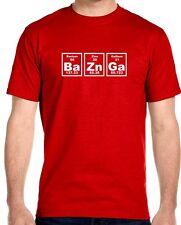 Bazinga Periodic Table Men's T-Shirt, The Big Bang Theory Sheldon Cooper