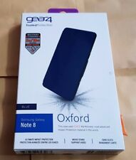 Gear4 Samsung Galaxy Note 8 D30 World Beating Protection Oxford Blue