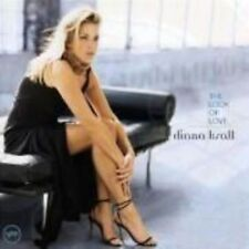 Diana Krall The LOOK of Love CD 2001 Verve 549 846-2 Bx11 Like