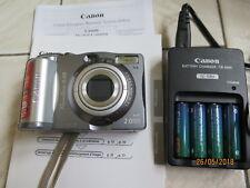 Appareil photo Canon PowerShot A40