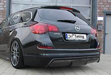 Noak ABS Heckansatz ab für Opel Astra J 5 türer + Sportstourer INE-560045S-ABS